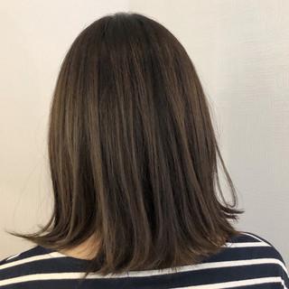 ヘアアレンジ ミディアム ナチュラル 簡単ヘアアレンジ ヘアスタイルや髪型の写真・画像