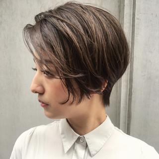女子会 リラックス オフィス ナチュラル ヘアスタイルや髪型の写真・画像