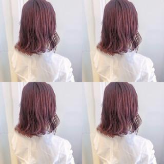 ナチュラル 透明感 ボブ 渋谷系 ヘアスタイルや髪型の写真・画像