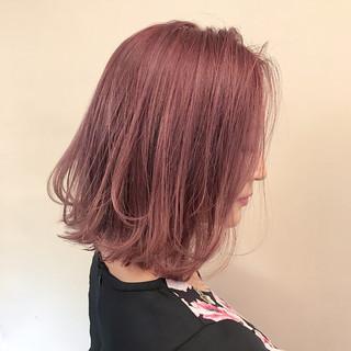 秋 透明感 アッシュ 外ハネ ヘアスタイルや髪型の写真・画像