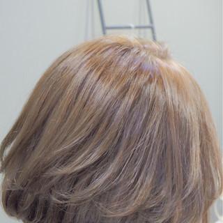 ボブ 上品 エレガント オフィス ヘアスタイルや髪型の写真・画像