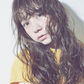ショート ストレート ガーリー ロング ヘアスタイルや髪型の写真・画像 ヘアスタイルや髪型の写真・画像