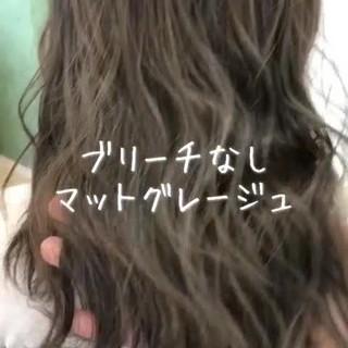 セミロング 外国人 外国人風 外国人風カラー ヘアスタイルや髪型の写真・画像 ヘアスタイルや髪型の写真・画像