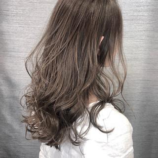 圧倒的透明感 透明感カラー ナチュラル おしゃれさんと繋がりたい ヘアスタイルや髪型の写真・画像