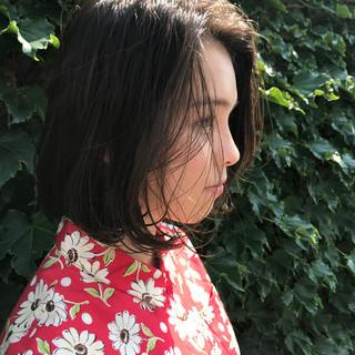 秋 リラックス フェミニン 抜け感 ヘアスタイルや髪型の写真・画像