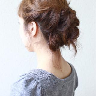 ヘアアレンジ 結婚式 大人女子 二次会 ヘアスタイルや髪型の写真・画像 ヘアスタイルや髪型の写真・画像