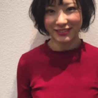 市川 和宏さんのヘアスナップ
