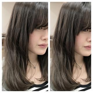 ロング ブラウン 渋谷系 グラデーションカラー ヘアスタイルや髪型の写真・画像 ヘアスタイルや髪型の写真・画像