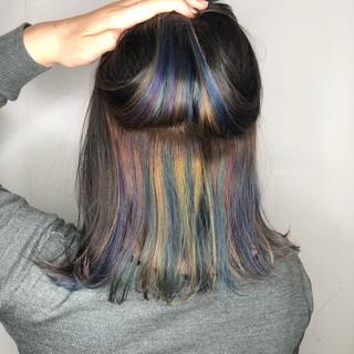ヘアカラー 透明感 モード 外国人風カラー ヘアスタイルや髪型の写真・画像 ヘアスタイルや髪型の写真・画像