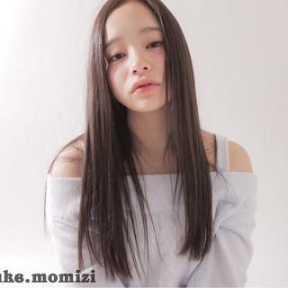 透明感 抜け感 上品 エレガント ヘアスタイルや髪型の写真・画像 ヘアスタイルや髪型の写真・画像