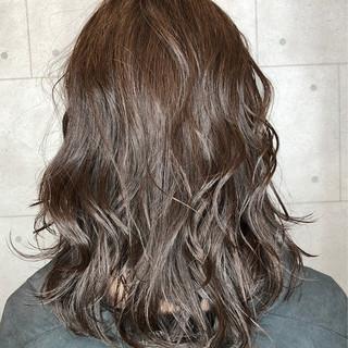 スポーツ 黒髪 アウトドア セミロング ヘアスタイルや髪型の写真・画像 ヘアスタイルや髪型の写真・画像