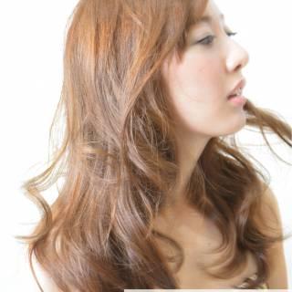 ヘアアレンジ ナチュラル ガーリー フェミニン ヘアスタイルや髪型の写真・画像 ヘアスタイルや髪型の写真・画像