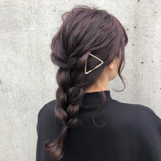 表参道 ロング 簡単ヘアアレンジ フェミニン ヘアスタイルや髪型の写真・画像 ヘアスタイルや髪型の写真・画像
