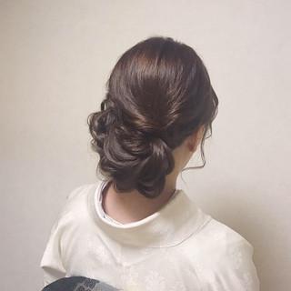 ヘアアレンジ パーティー 卒業式 結婚式 ヘアスタイルや髪型の写真・画像 ヘアスタイルや髪型の写真・画像