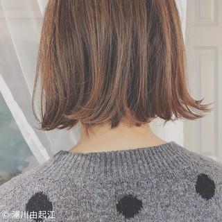 アンニュイほつれヘア フェミニン デート ボブ ヘアスタイルや髪型の写真・画像 ヘアスタイルや髪型の写真・画像