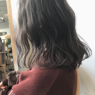 ナチュラル デート オフィス 簡単ヘアアレンジ ヘアスタイルや髪型の写真・画像