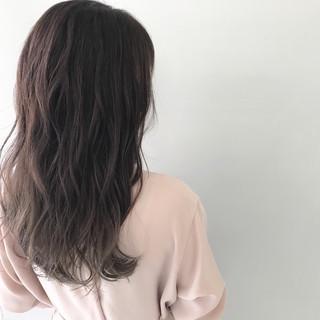 涼しげ 外国人風カラー ナチュラル 夏 ヘアスタイルや髪型の写真・画像
