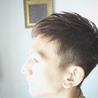 ナチュラル ショート 爽やか アッシュ ヘアスタイルや髪型の写真・画像