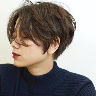 ショートヘア美容師 #ナカイヒロキさんのヘアスナップ