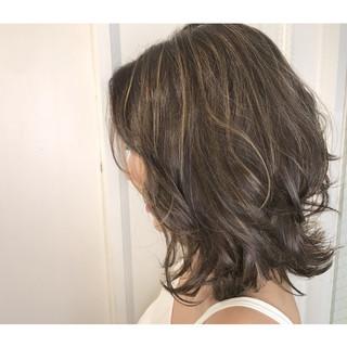 阿部凪沙さんのヘアスナップ