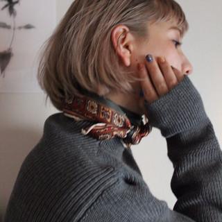 デート アンニュイほつれヘア ヘアアレンジ モード ヘアスタイルや髪型の写真・画像