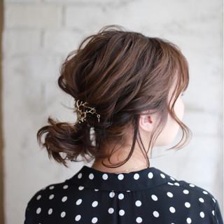 軽めでおしゃれ。お出かけしたくなる春のヘアアレンジ10選♡