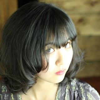 ガーリー ゆるふわ フェミニン パーマ ヘアスタイルや髪型の写真・画像