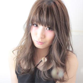 ピュア パーマ 渋谷系 外国人風 ヘアスタイルや髪型の写真・画像