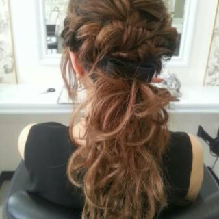 モテ髪 ヘアアレンジ 愛され ゆるふわ ヘアスタイルや髪型の写真・画像 ヘアスタイルや髪型の写真・画像