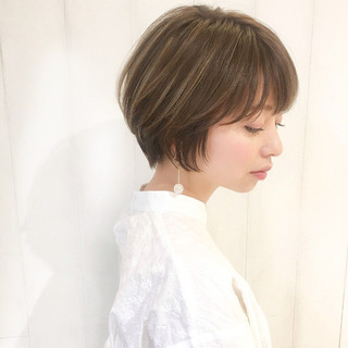 ショートボブの匠【 山内大成 】GARDENさんのヘアスナップ
