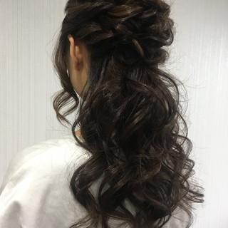 フェミニン イベント デート 女子会 ヘアスタイルや髪型の写真・画像
