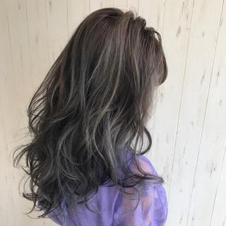 デート フェミニン パーティ ウェーブ ヘアスタイルや髪型の写真・画像