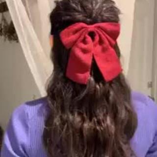 卒業式 前髪あり 大人かわいい ゆるふわ ヘアスタイルや髪型の写真・画像