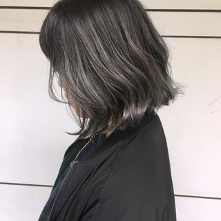 冬 外国人風 フェミニン アンニュイ ヘアスタイルや髪型の写真・画像