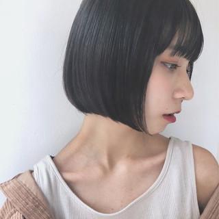 色気 大人かわいい アウトドア モード ヘアスタイルや髪型の写真・画像