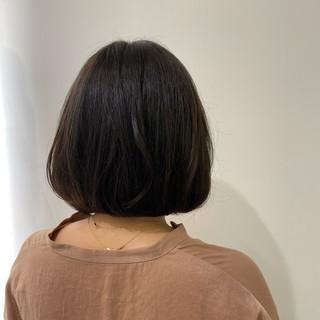 透明感カラー 大人かわいい 似合わせカット グレージュ ヘアスタイルや髪型の写真・画像