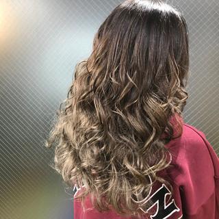 ハイライト ローライト 外国人風 外国人風カラー ヘアスタイルや髪型の写真・画像