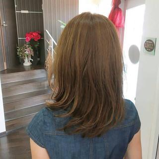 デジタルパーマ ウルフカット イルミナカラー パーマ ヘアスタイルや髪型の写真・画像