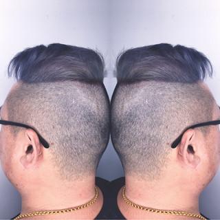 ストリート ボーイッシュ ショート 刈り上げ ヘアスタイルや髪型の写真・画像
