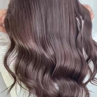 韓国ヘア ロング モテ髪 大人かわいい ヘアスタイルや髪型の写真・画像