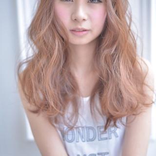 夏 涼しげ ミディアム ストリート ヘアスタイルや髪型の写真・画像