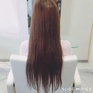 ロング バンダナ ヘアアレンジ ヘアアクセ ヘアスタイルや髪型の写真・画像