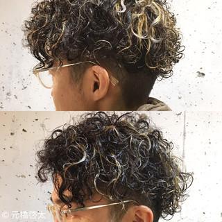 坊主 ストリート ショート 刈り上げ ヘアスタイルや髪型の写真・画像