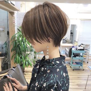 溝口優人さんのヘアスナップ