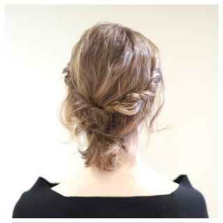 外国人風 ボブ ナチュラル 大人女子 ヘアスタイルや髪型の写真・画像