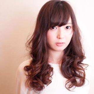きれいめ  アンニュイ ゆるふわ ヘアスタイルや髪型の写真・画像