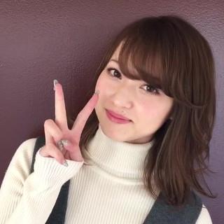 阿部隆幸さんのヘアスナップ