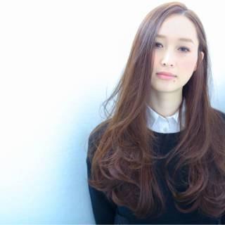 秋 大人かわいい モテ髪 ゆるふわ ヘアスタイルや髪型の写真・画像