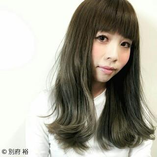 暗髪 ストリート 外国人風 グラデーションカラー ヘアスタイルや髪型の写真・画像