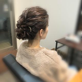 アップ 結婚式 アップスタイル 成人式ヘア ヘアスタイルや髪型の写真・画像 ヘアスタイルや髪型の写真・画像